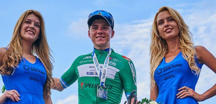 Remco Evenepoel : de Golden Boy van het Belgische wielrennen